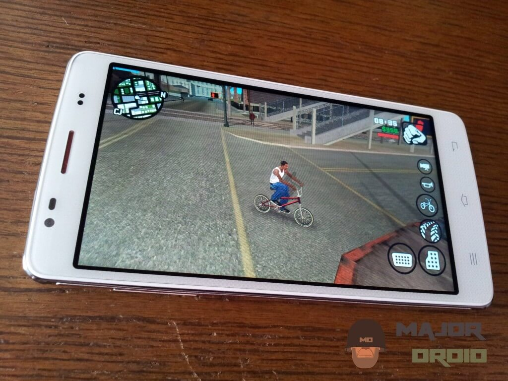 gta san andreas android gameplay