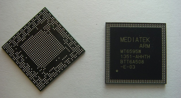 mediatek octacore mt6595 4g lte