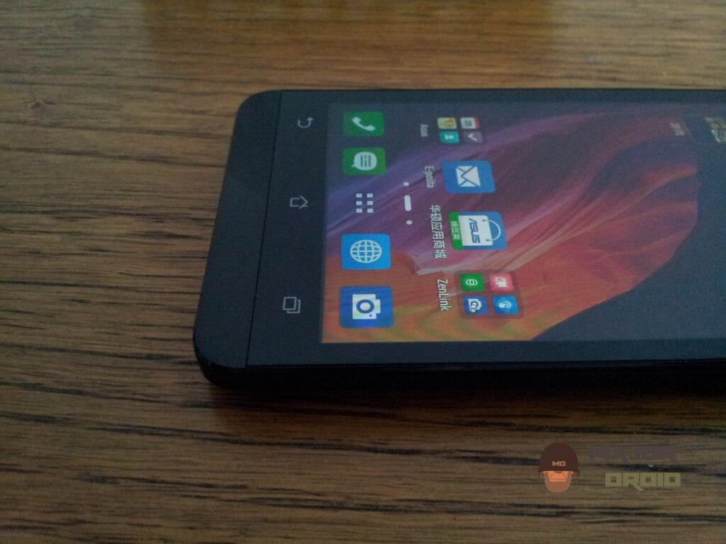 asus zenfone 5 screen