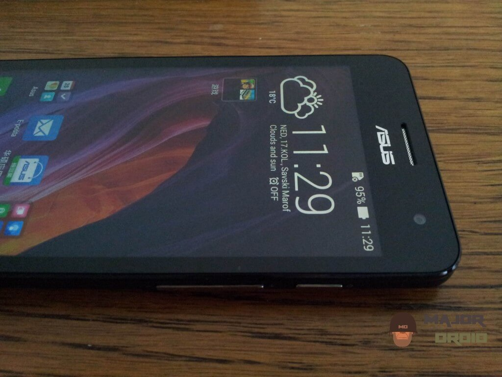 zenfone 5 display