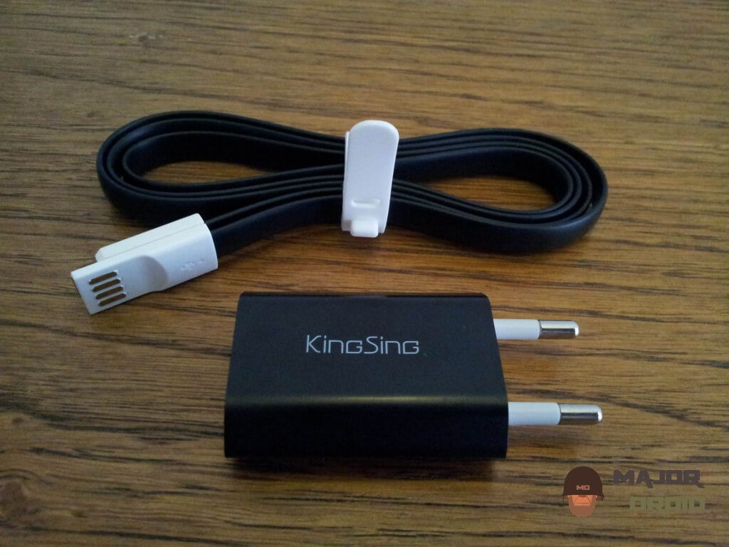 Kingsing S2 usb cable