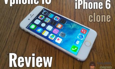 Vphone i6 is a iPhone 6 clone