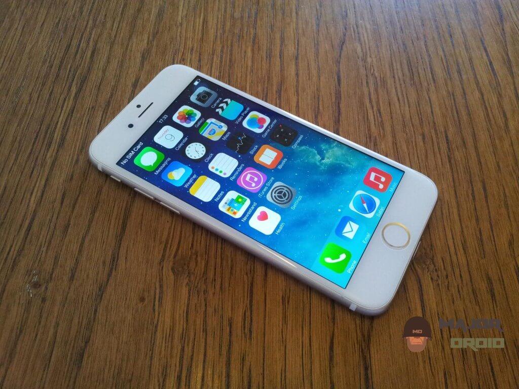 Vphone i6 design