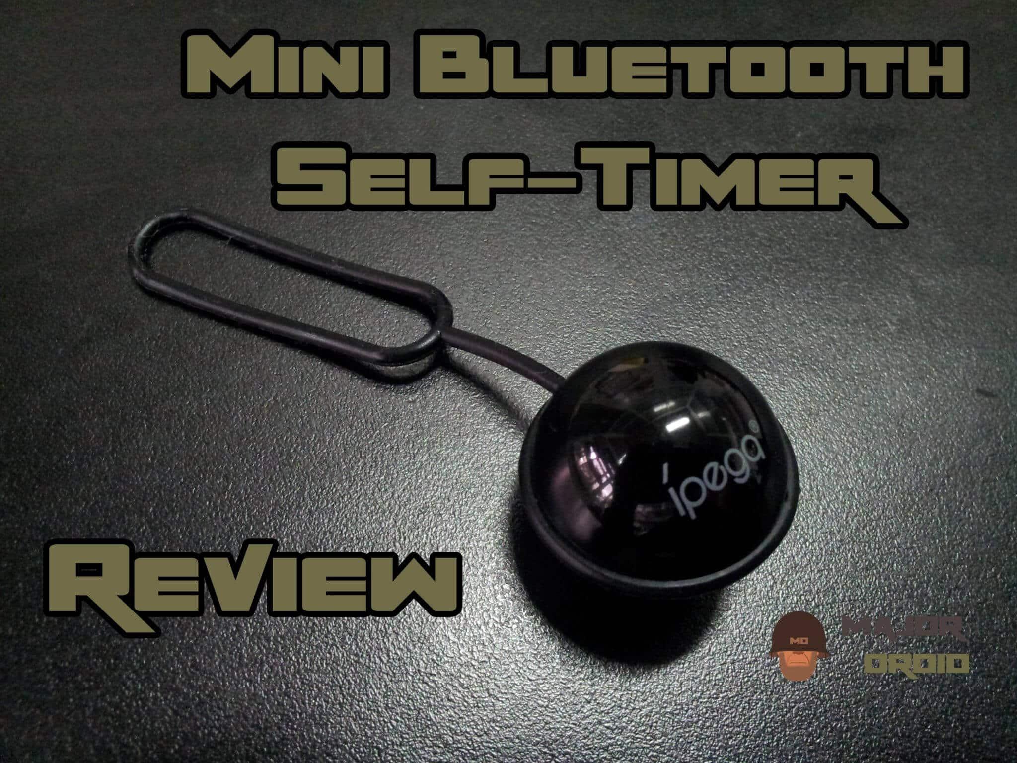 ipega PG-9027 Bluetooth remote control camera self-timer