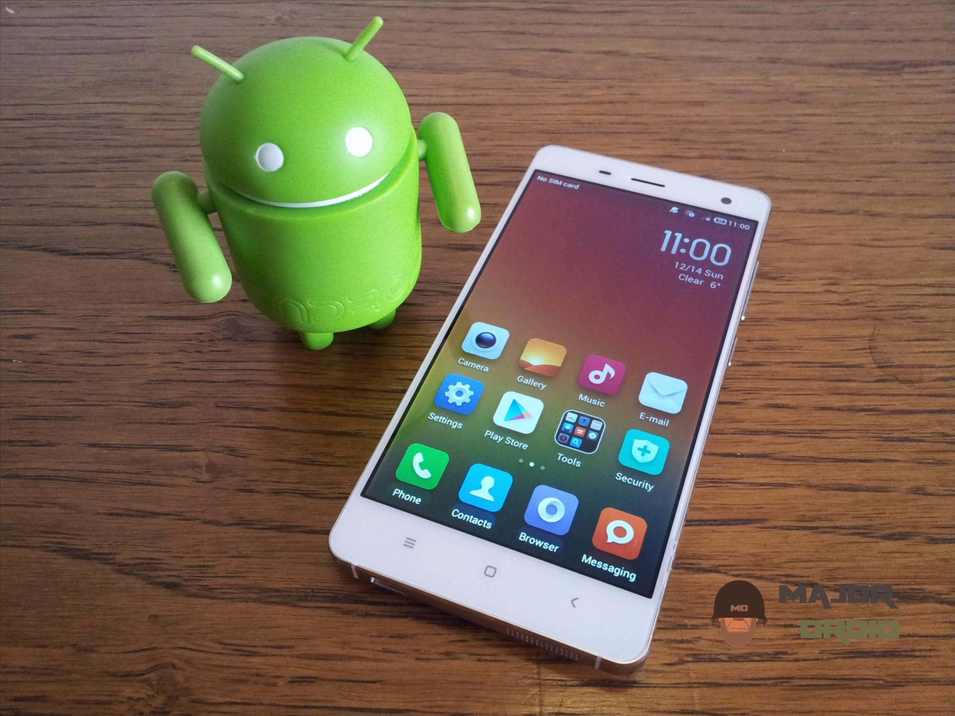 No1 Mi4 Xiaomi Mi 4 Clone Review