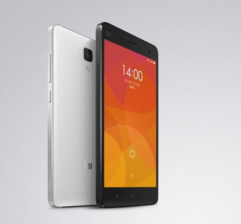 No.1 Mi4 vs Xiaomi Mi4 (1)