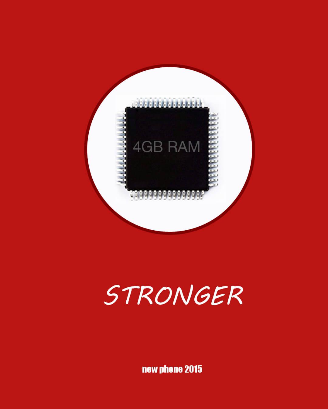 4GB of RAM from Ulefone