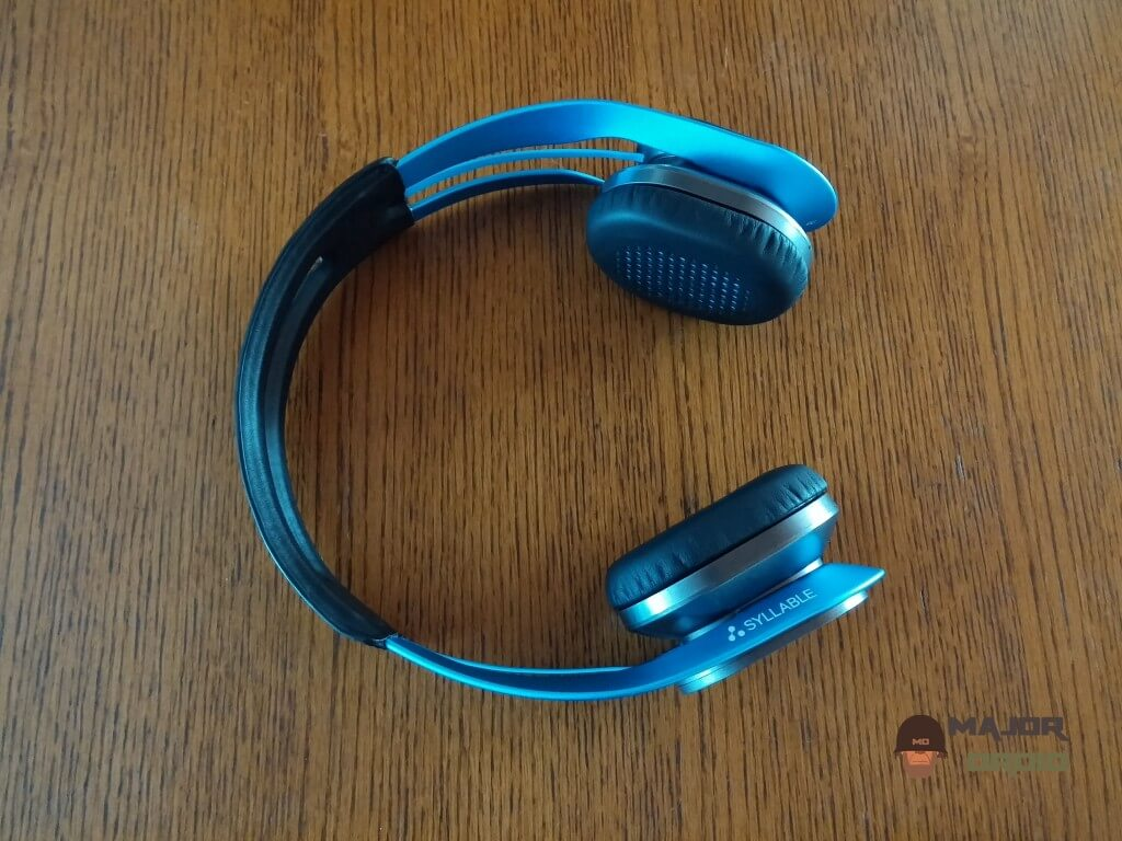 Syllable G700 blue