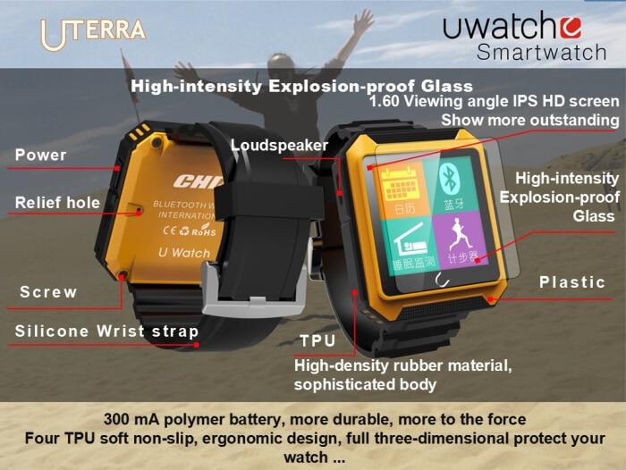 Uwatch Uterra (1)