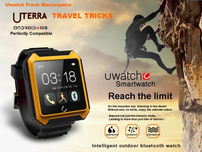 Uwatch Uterra