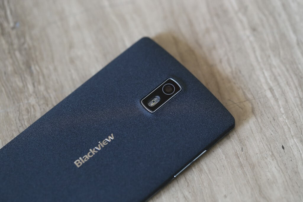 Blackview Breeze V2 back cover