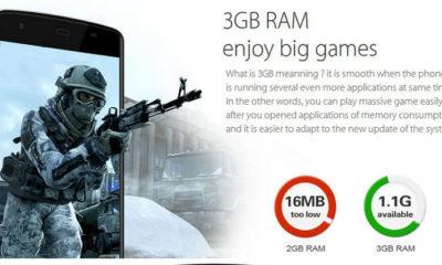ECOO E04 Plus 3gb ram