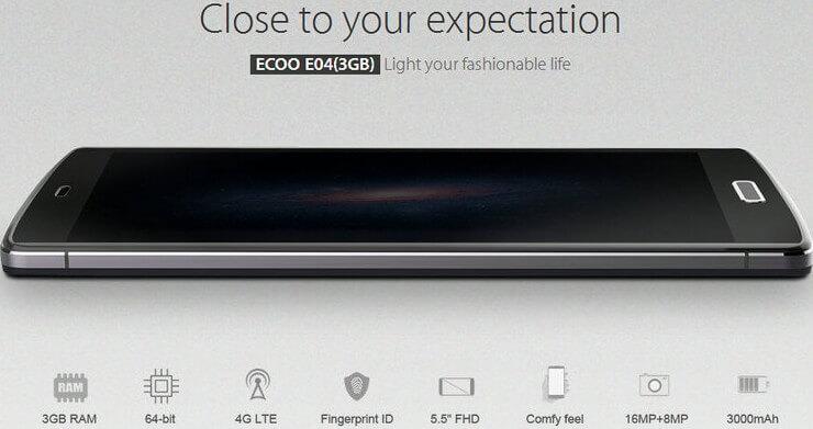 ECOO E04 Plus