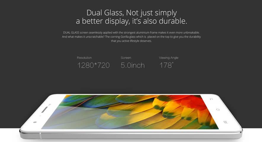 dual glass