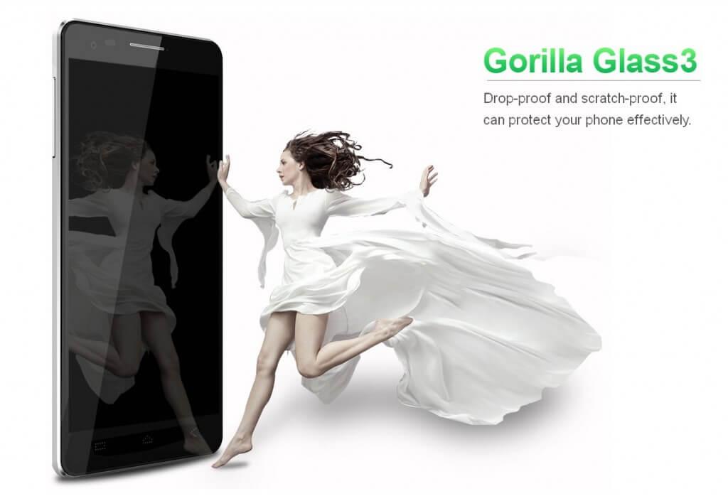 gorilla glass3 p3000s