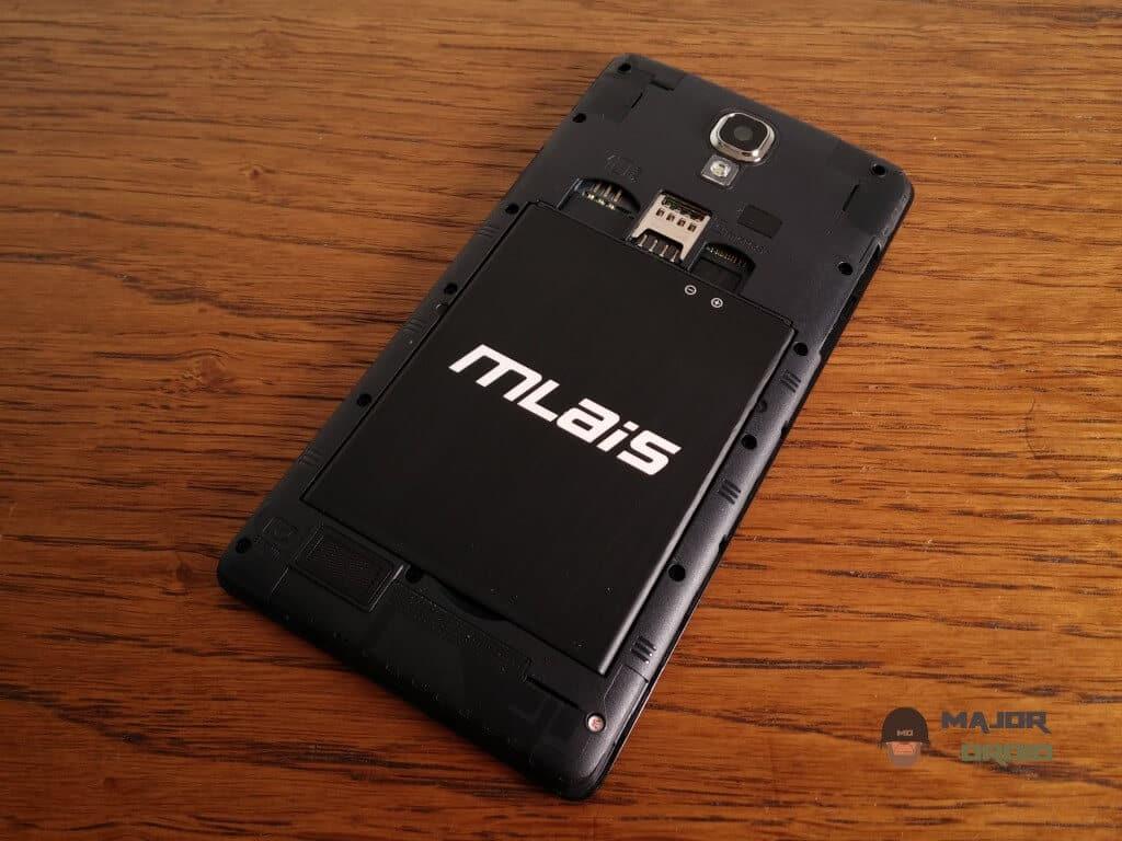 mlais m52 battery