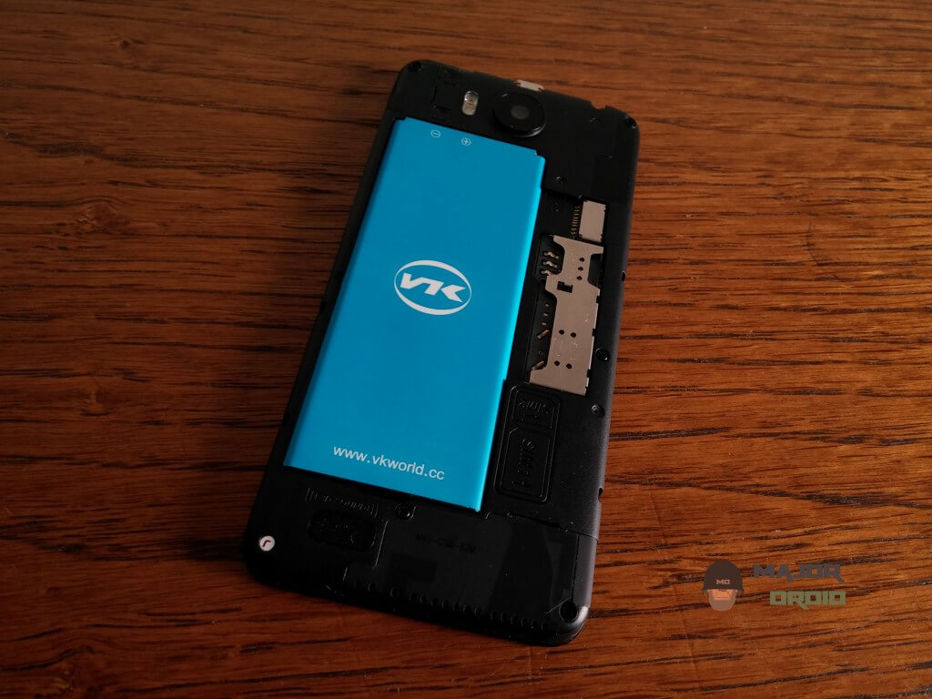 vkworld battery