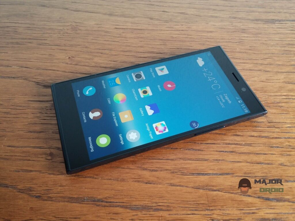 Gionee Elife E7 body