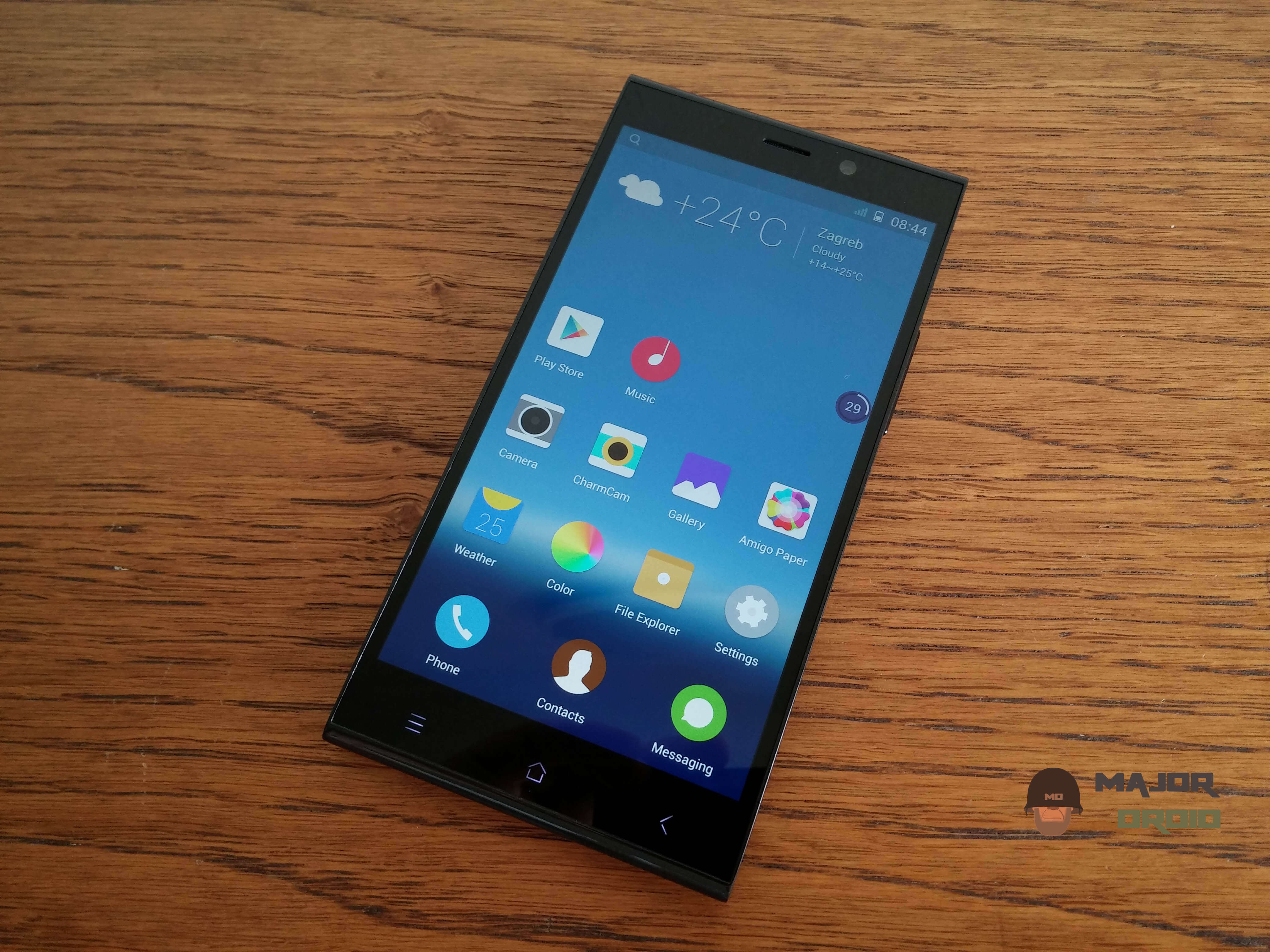 Gionee Elife E7 complete