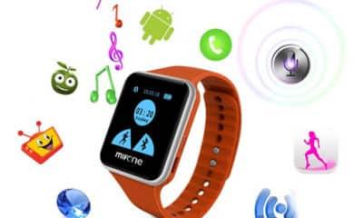 MIFONE W15 smart watch