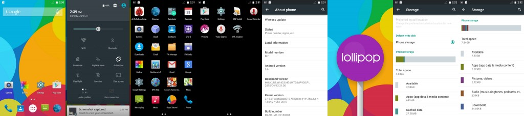 android 5 lollipop mlais