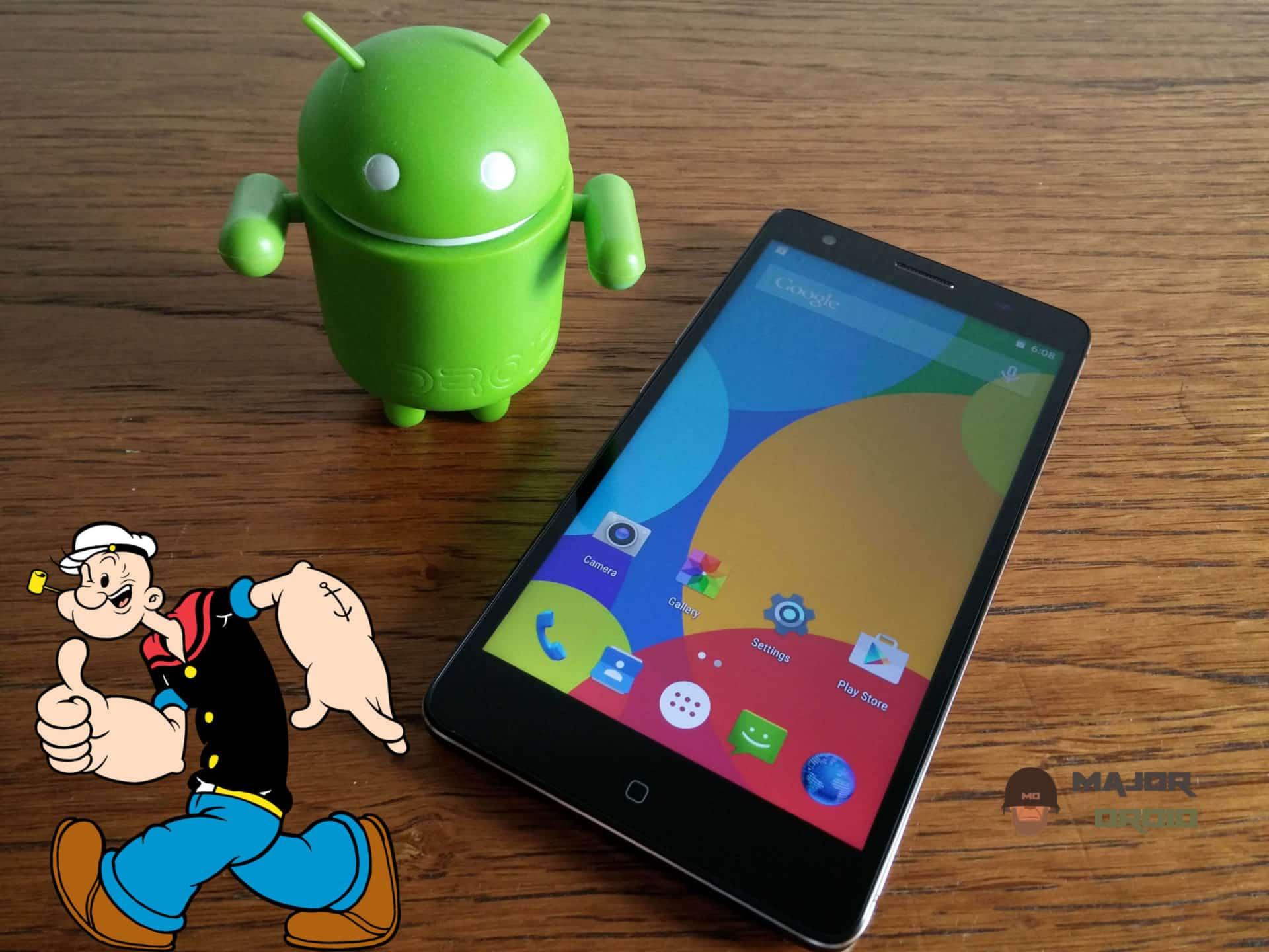 mlais m7 dual-sim phone