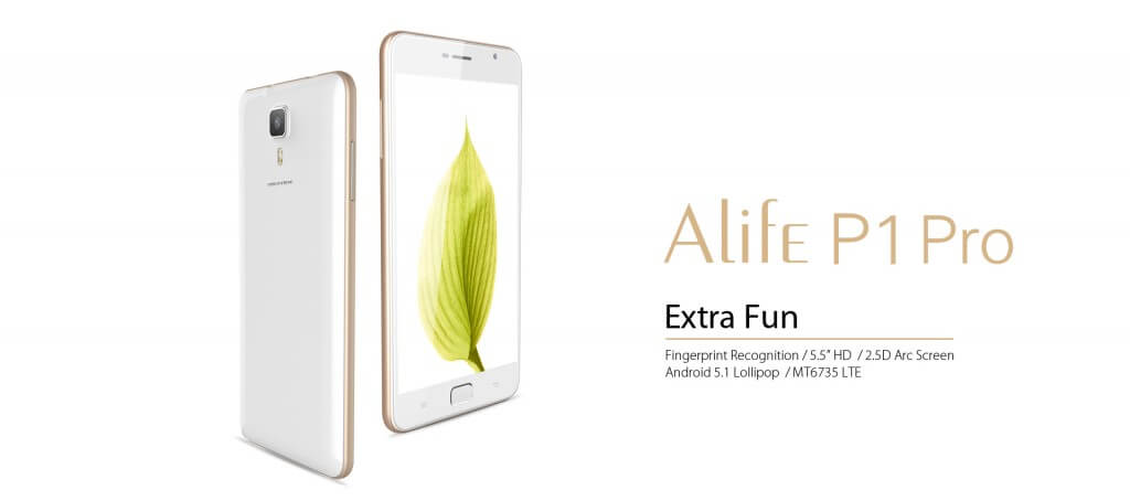 Blackview Alife P1