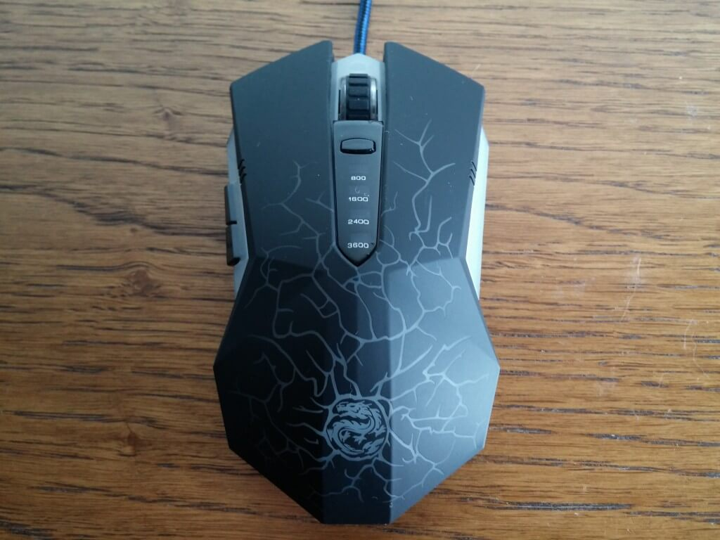 EasyAcc Grampus gaming mouse