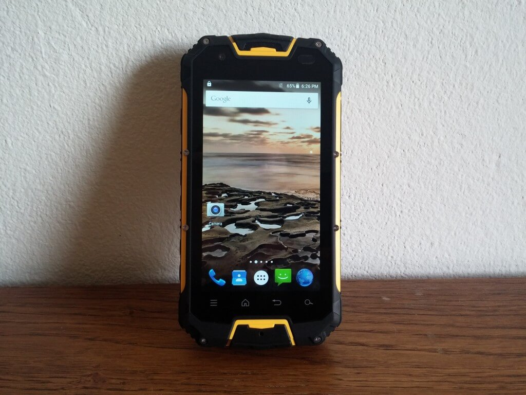 Vchok M9 Rugged phone