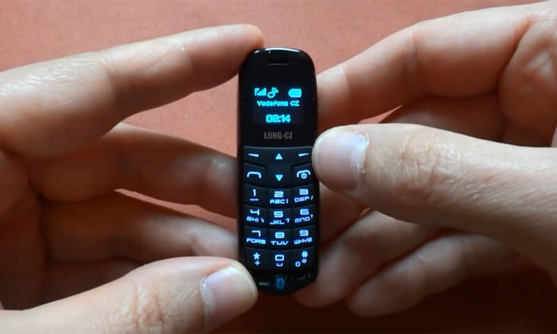 The Smallest Phone Has Become A Hit Among Prisoners