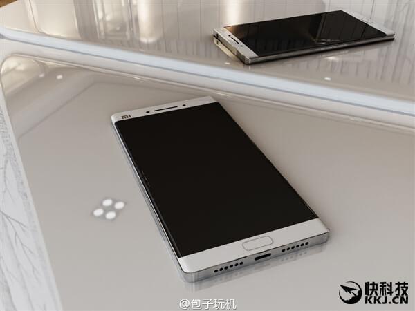 Xiaomi curved screen