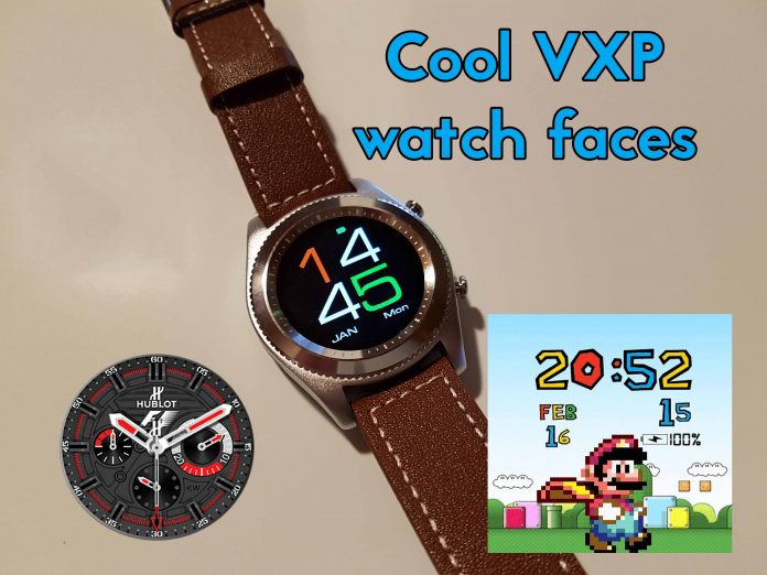 How to install VXP watch face on any Mediatek smartwatch