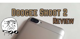 Doogee Shoot 2 Review