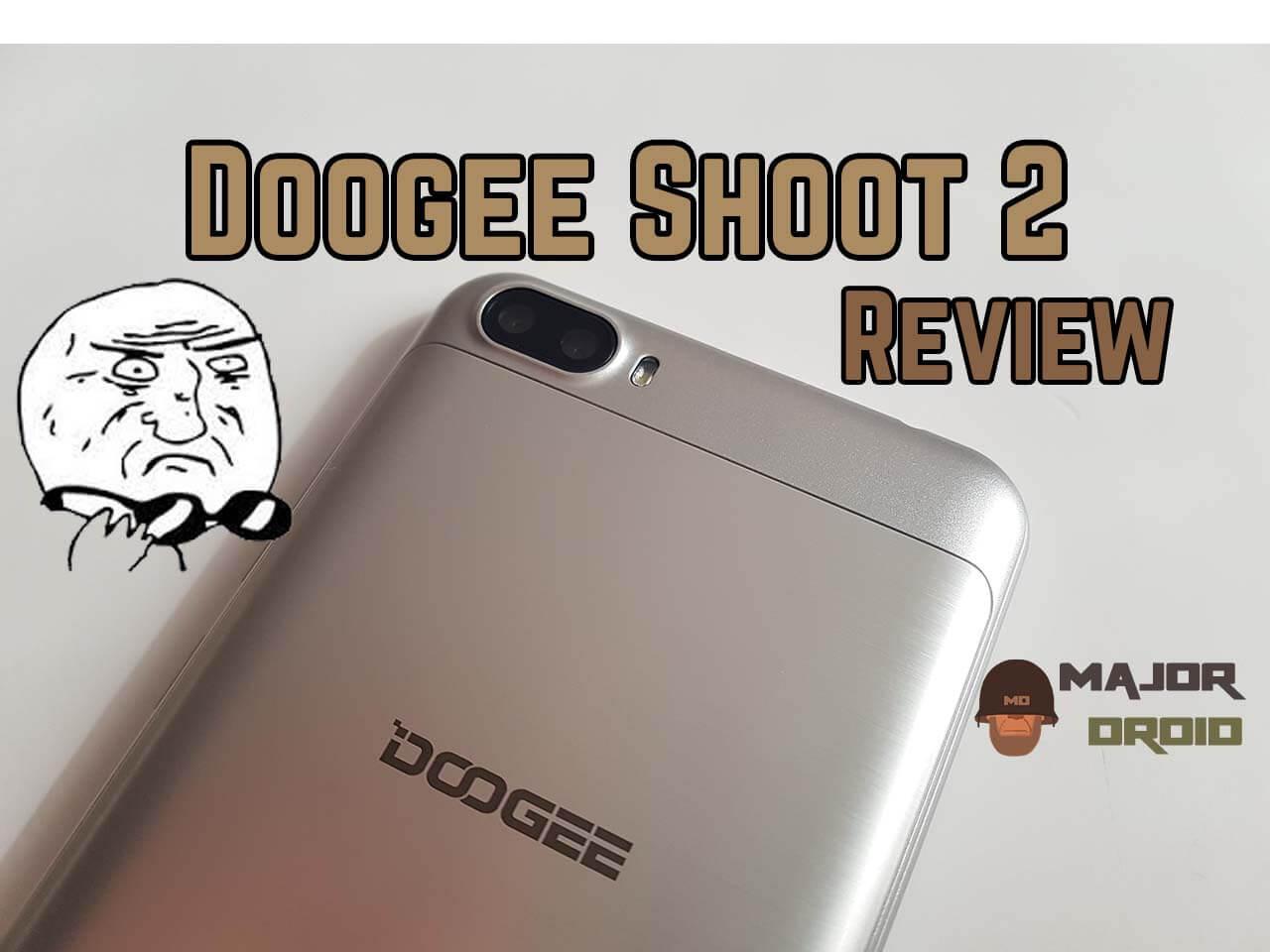 Doogee Shoot 2 Review