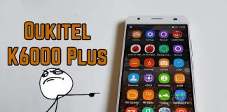 Oukitel K6000 Plus Review