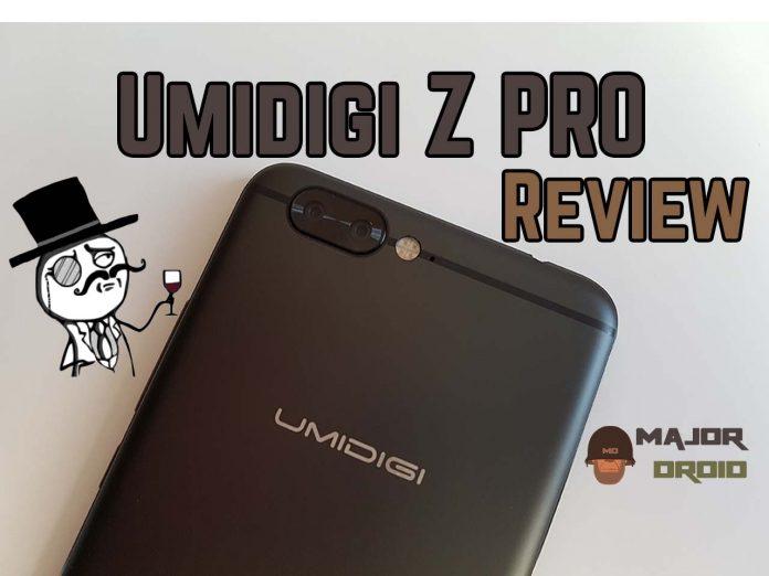 Umidigi Z PRO Review