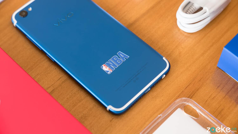 Vivo X9 vitality blue