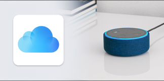 iCloud Calendar for Alexa