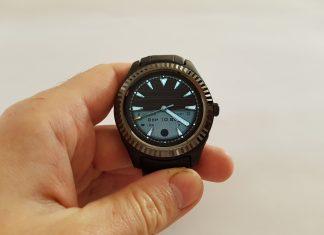 Article photo: No.1 D7W smartwatch review