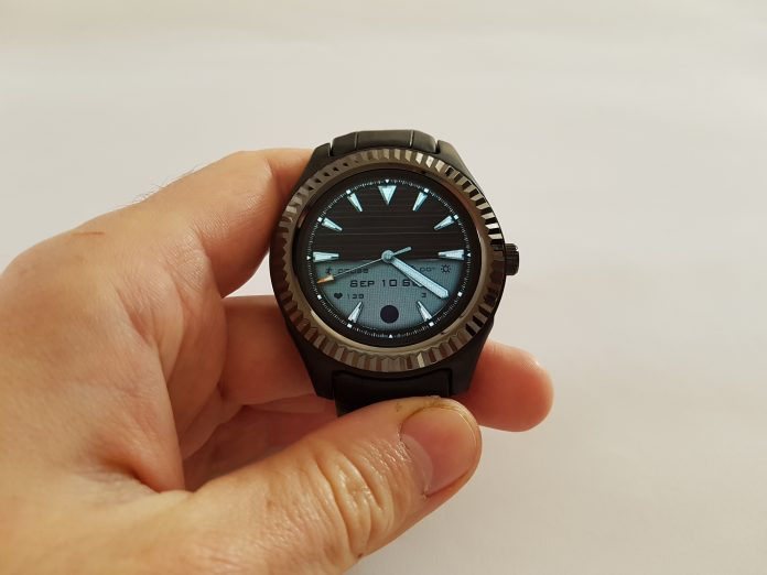 Article photo: No.1 D7W smartwatch review