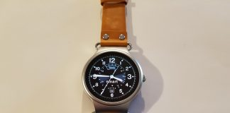 Article photo: KingWear KW98 Review – cheap Android smartwatch
