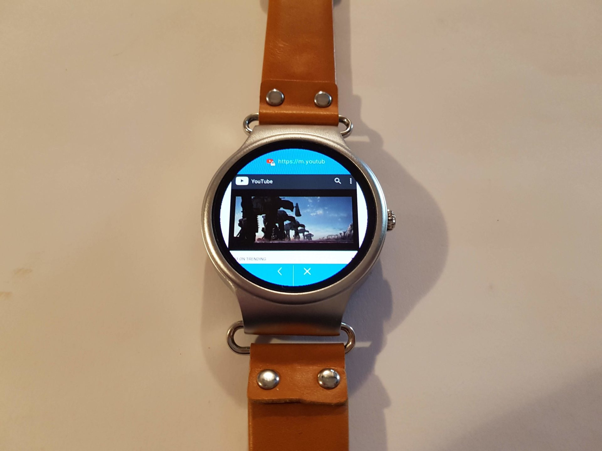 KingWear KW98 review – cheap Android smartwatch with GPS