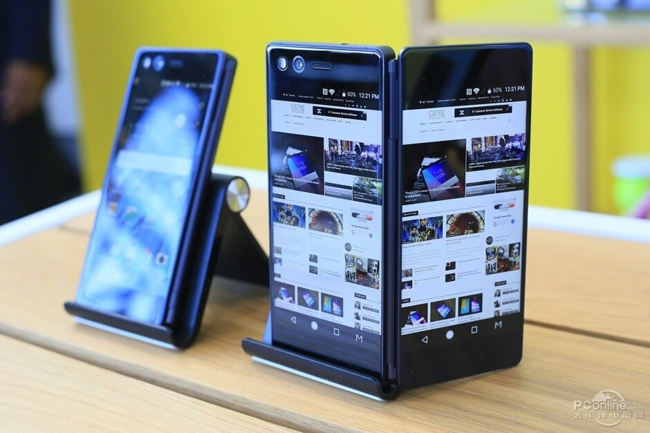 Article photo: ZTE Axon M dual-screen mobile phone officially released!