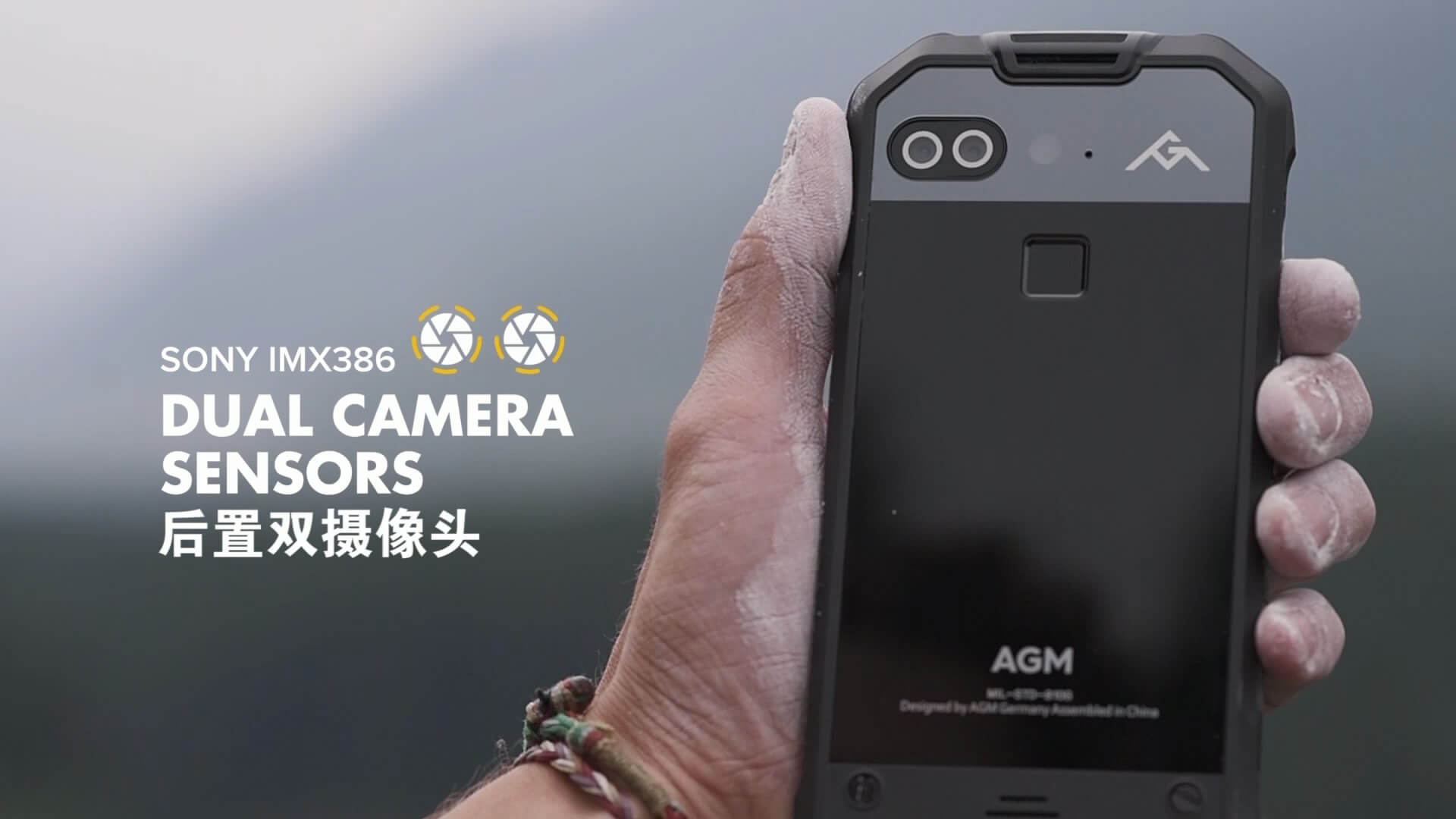 Article image: AGM X2 finally here, powerful 6GB RAM IP68 smartphone