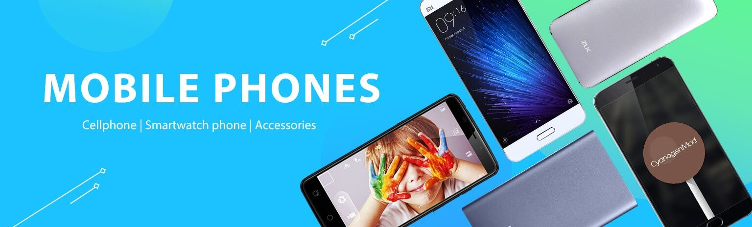 Article photo: Mobile phones hot deals at Gearbest!