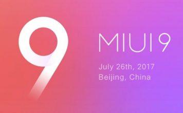 Article photo: Download MIUI 9 for Oukitel U20 Plus