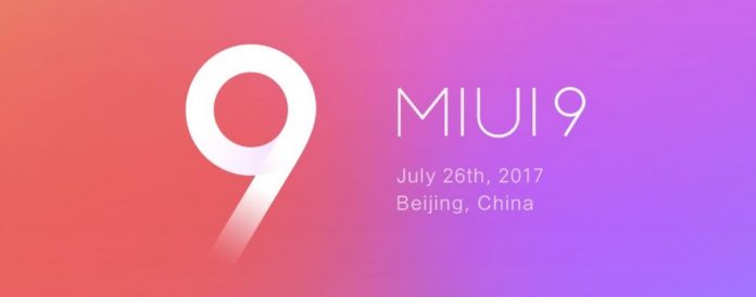 Article photo: Download MIUI 9 for Oukitel U20 Plus
