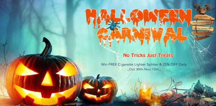 Article photo: Bestek halloween discount promotion!