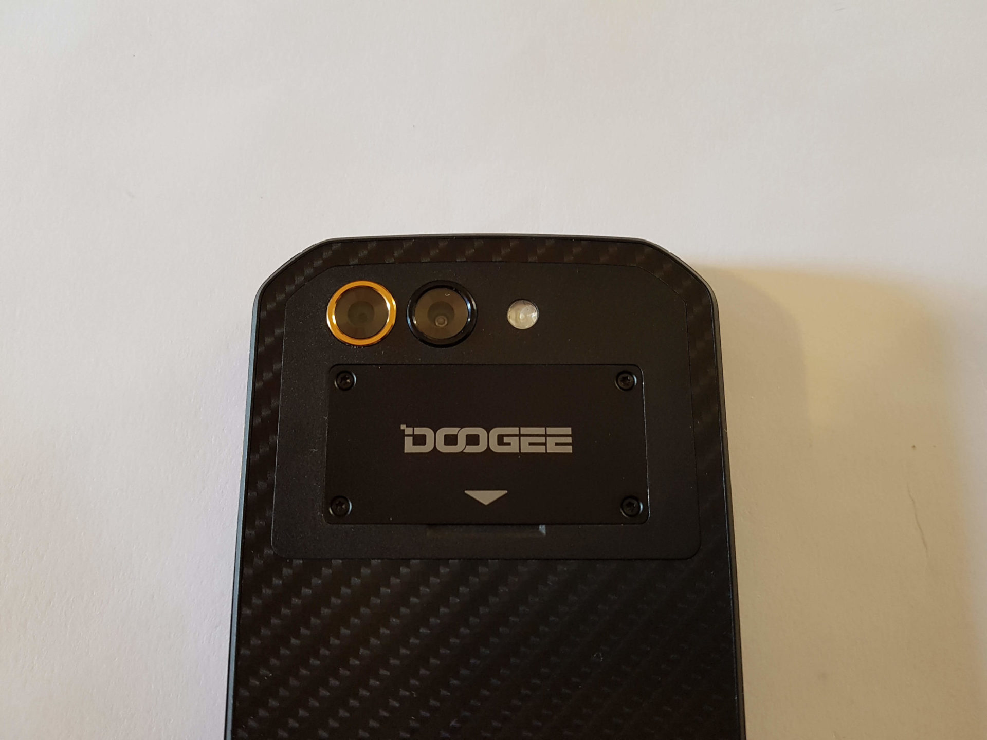 Doogee S30 review rugged phone with big battery