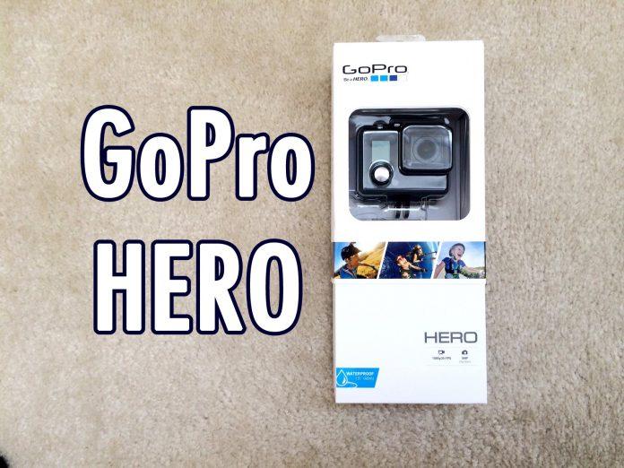 GoPro Hero CHDHA-301